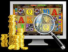 uitbetalingspercentage op gokkasten